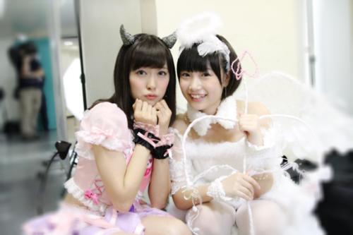 Miyuki Watanbe & Tomonaga Mio