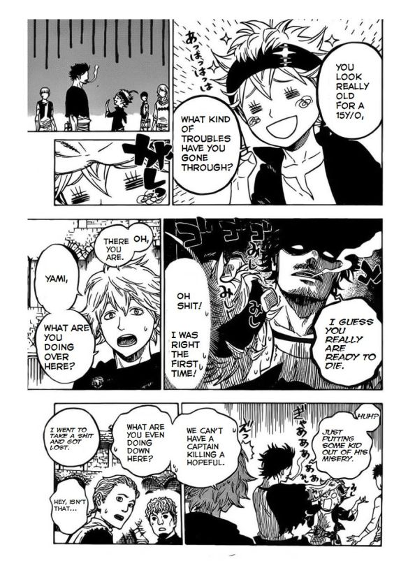 Black Clover 2 page 8
