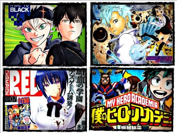Mangas Nippon