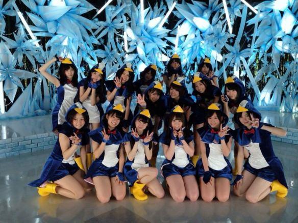 AKB48 Hashire Penguin