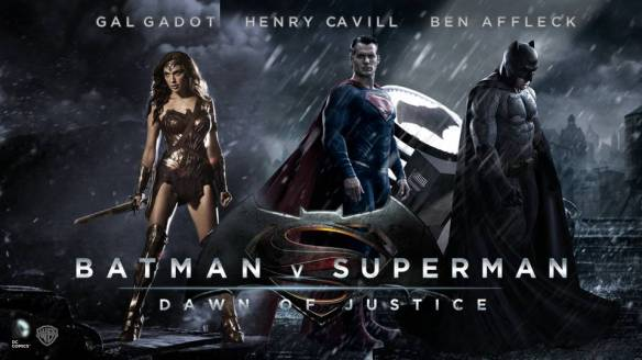 BatMan Versus SuperMan Dawn of the Justice