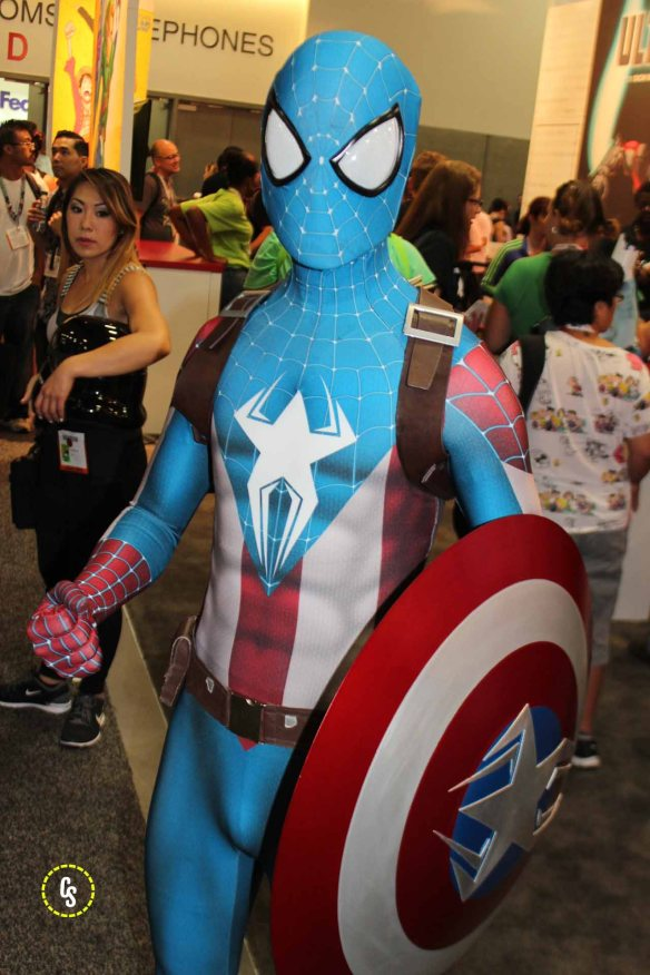 Comic Con Cosplayero San Diego 2015 E