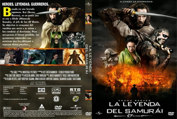 Los 47 Ronin Movie