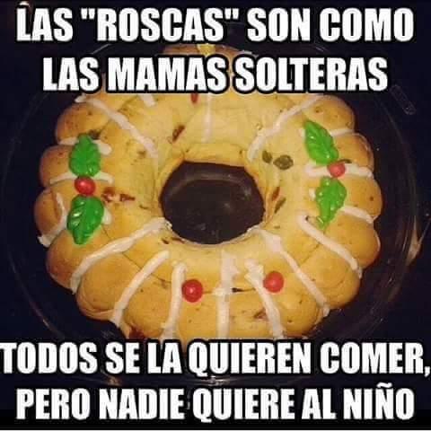 Humor Rosca de Reyes