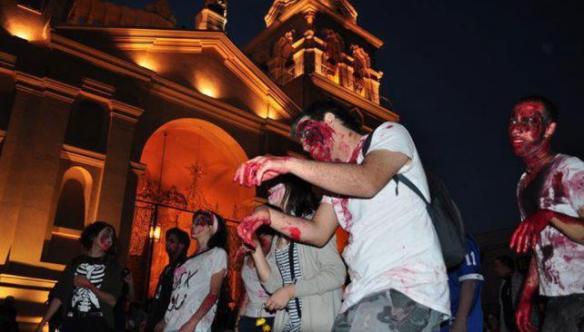 Dia de el Orgullo Zombie B
