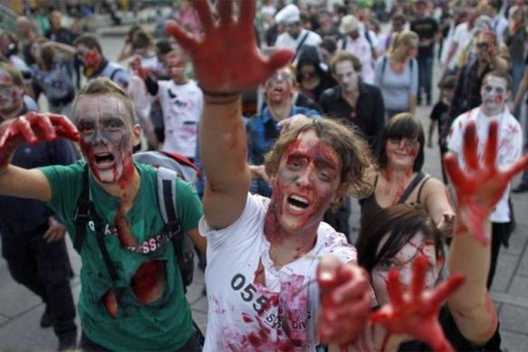 Dia de el Orgullo Zombie D