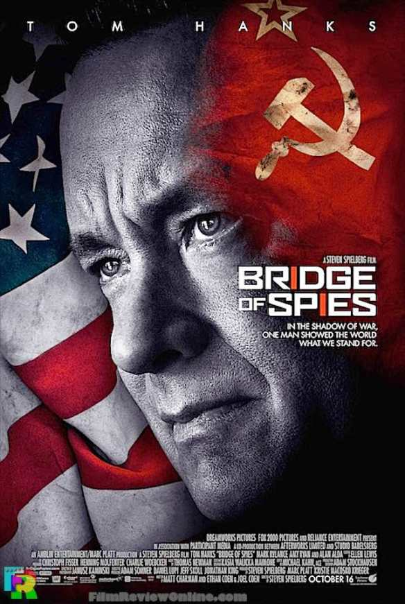Bridge of Spies - Poster James Donovan (Tom Hanks) ©2015 DreamWorks and Twentieth Century Fox