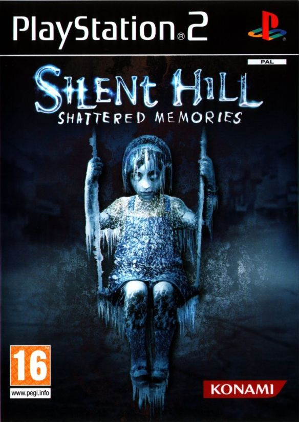 VideoJuego Silent Hill Shattered Memories