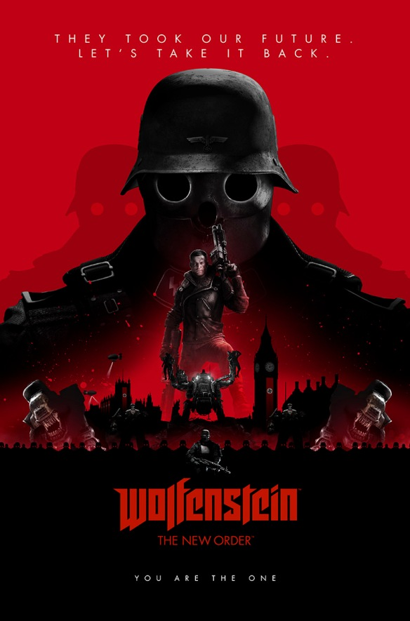 Wolfstein the new order