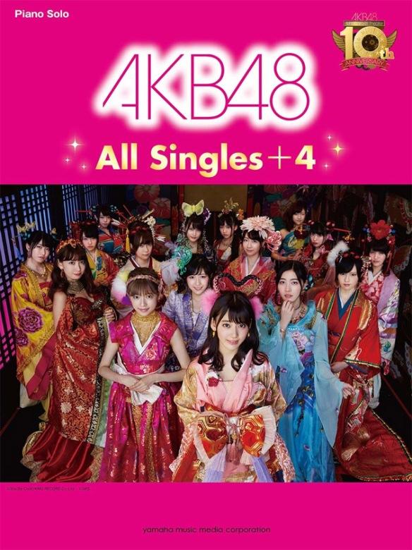 AKB48 All Singles