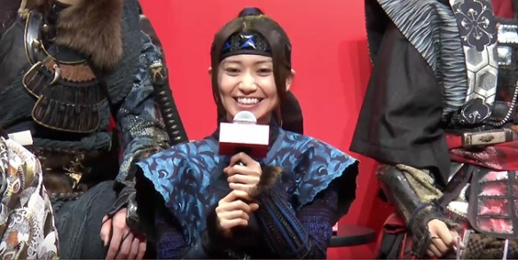 Yuko Oshima Sanada Juyushi