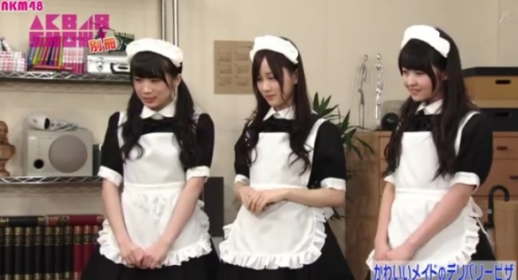 Nogizaka46 Manatsu Akimoto Hoshino Minami & Ito Mrika