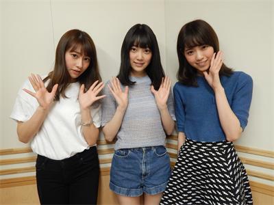 Nogizaka46 no no 160 Sakurai Reika Hori Miona & Nishino Nanase C