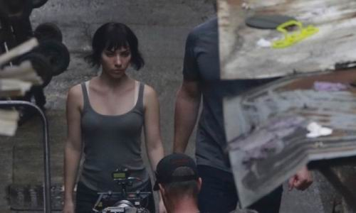 Ghost in the sell Live Action Motoko Kusanagi Agent