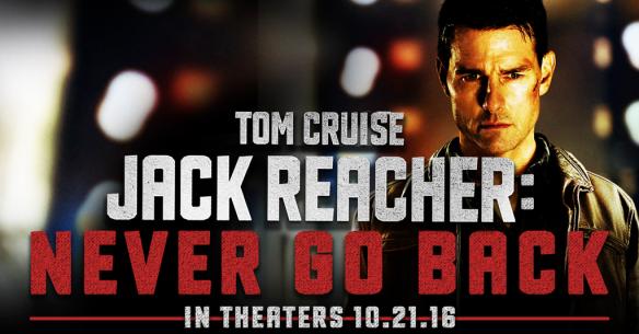 Tom Cruise Jack Reacher