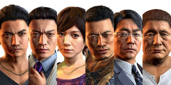 video game yakuza 6