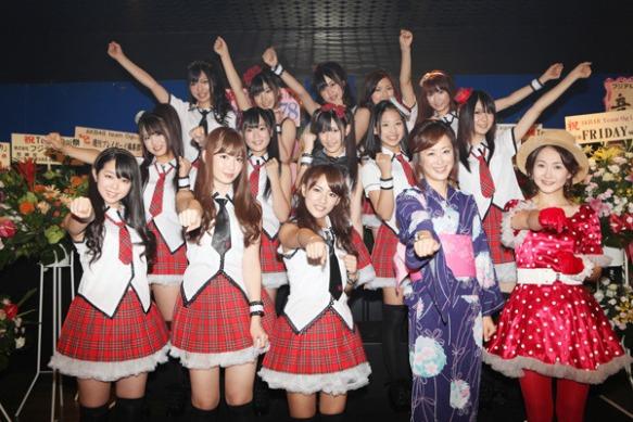 AKB48 Mayu Watanabe Team A