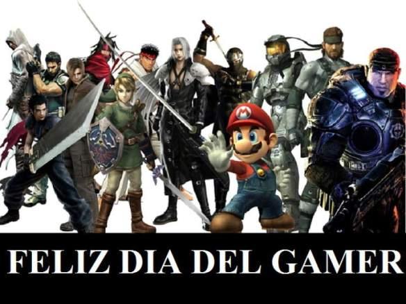 Celebracion Dia Gamer 29 de agosto