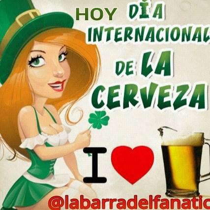 Dia de la cerveza Irlanda 5 de Agosto