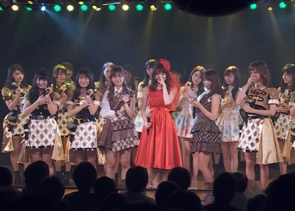 Maeda Ami Graduation Live