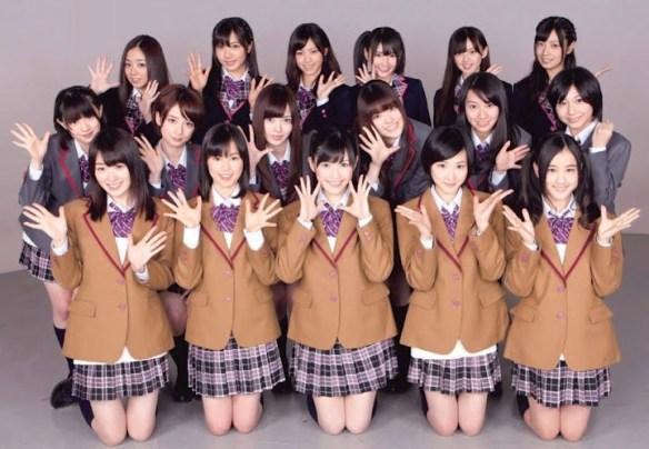 Nogizaka46 & Mayu Watanabe Dorama Saba Doru