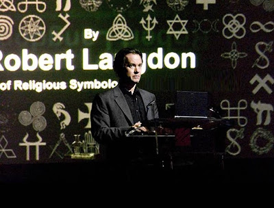 Tom Hanks like Robert Langdon Freemason Lost Symbol