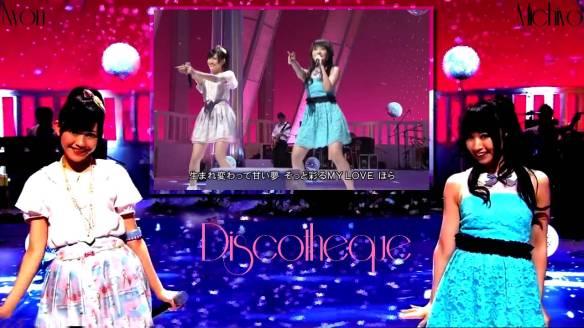 Discotheque Mayu Watanabe & Mizuki Nana